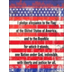 Pledge of Allegiance Say-It Chart