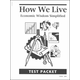 How We Live Test Packet