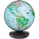 Rotating Illuminated Globe (10