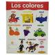 Spanish Basic Skills Chart - Colors