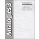 Analogies 3 Analogy and Vocab Quizzes