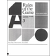 Rules of the Game Book 3 Teacher's Key