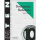 Developmental Math Level 10 Solution Manual