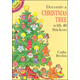 Decorate a Christmas Tree w/40 Stickers
