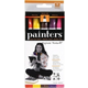 Painters Markers Craft Colors 5-pack Medium