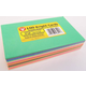 Bright Cards -100 Blank Cards in 13 Assorted Colors (3