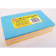 Bright Cards - 100 Blank Cards in 5 Assorted Colors (3