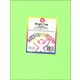 Bright Tag - 48 Acid Free Sheets in 12 Assorted Colors (8½
