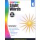 Spectrum Sight Words 2015 Grade K