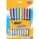 BIC Marking Permanent Marker Fashion Colors - Ultra Fine Point (8 pack)