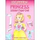 Glitter Princess Sticker Paper Doll