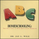 Homeschooling: Solution to the Education Problem Audio