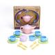 Tea Set - Pink/Green/Blue