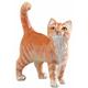 Orange Tabby Cat (Safari Farm)