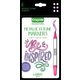 Crayola Signature Metallic Outline Markers (6 count)