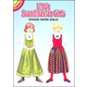 Little Scandinavian Girls Sticker Paper Dolls