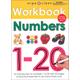Wipe Clean Workbooks: Numbers 1 - 20