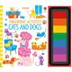 Fingerprint Activities - Cats and Dogs (Usborne)