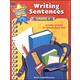 Writing Sentences Grade 2 (Practice Makes Perfect)