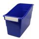 Tattle Shelf File - Blue