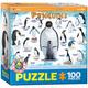 Penguins Puzzle - 100 pieces