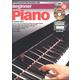 Progressive Beginner Piano w/ CD+bonus DVD