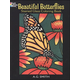 Beautiful Butterflies Stained Glass Coloring