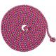 16 Jump Rope - Confetti Rasberry