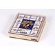 100 Piece Set in Wooden Box