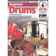 Progressive Beginner Drums with Online Video & Audio