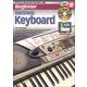 Progressive Beginner Keyboard w/ CD+bonus DVD