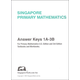 Primary Math U.S. Edition Answer Key Booklet Primary 1-3