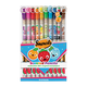 Smencils Graphite Pencils (Package of 10 scents)