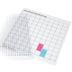 Inch Graph Grid (single) Transparent