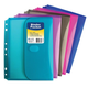 Mini Binder Pocket with Gusset (Assorted colors) 5 1/2