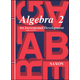 Saxon Algebra 2 Student Text Only 3ED
