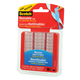 Scotch Restickable Mini Tabs Pack of 72 - Holds .5 lb