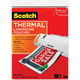 Thermal Laminating Pouches, Letter Size 8.5