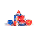 Camina from Brazil Small Sticker Paper Doll