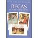 Degas 16 Art Stickers