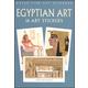 Egyptian Art 16 Art Stickers