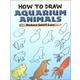How to Draw Aquarium Animals