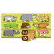 Animals Stacking Chunky Wooden Puzzle