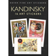 Kandinsky 16 Art Stickers