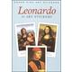 Leonardo da Vinci 16 Art Stickers