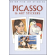 Picasso 16 Art Stickers