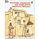 Wigwams, Longhouses and Other Native American Dwellings Coloring Book