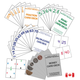 Cards Only Canadian (6 spcl decks for games)