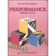 Bastien Piano Basics Performance Primer