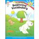 Beginning Vocabulary Grade K (Home Workbook)